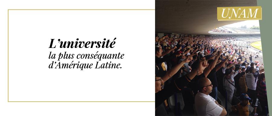 UNAM (Université nationale autonome du Mexique), Mexico City