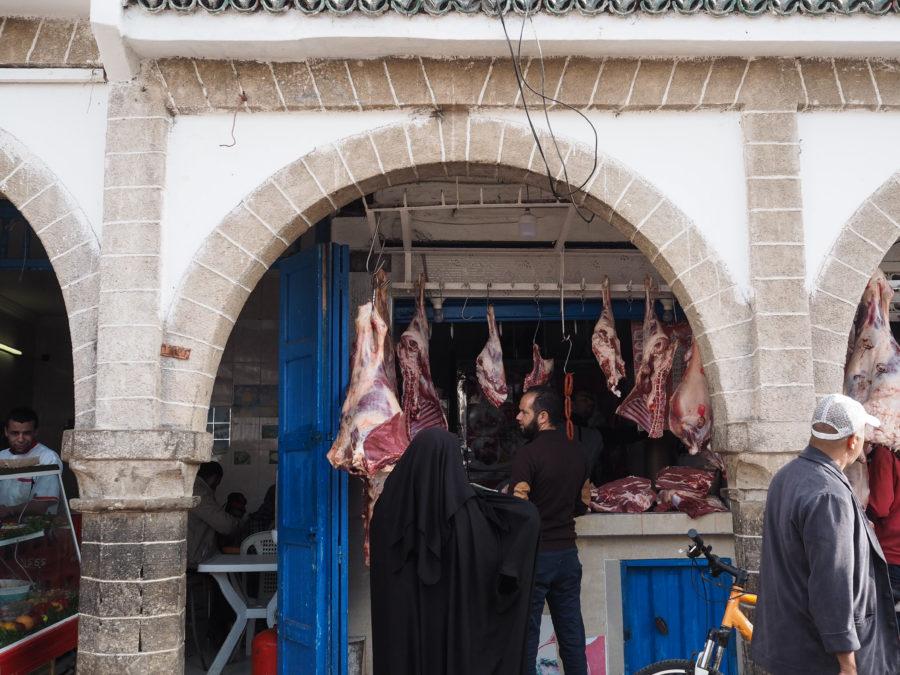 Boucher, Essaouira