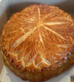 Special French Epiphany King's Cake