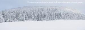 photo neige famille