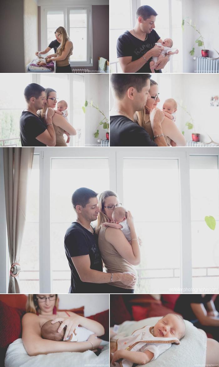 Photos nouveau ne bebe Theo 2