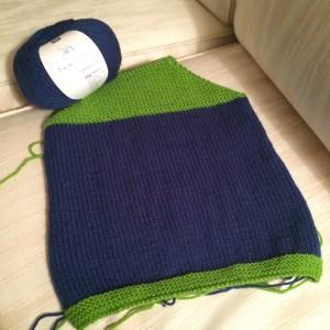 Susan's Sweater 1