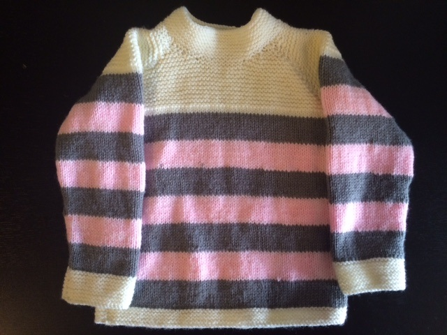 Amanda's sweater