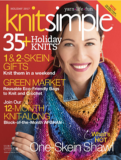 knit simple holiday