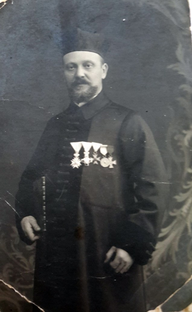 Рабин Игњат Шланг