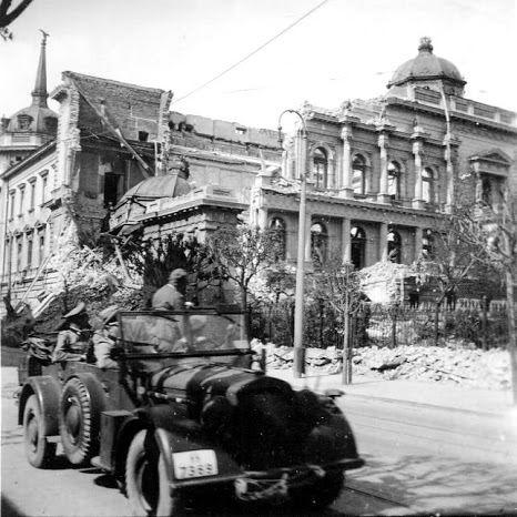 Бомбардовање Београда