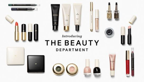 Productos H&M Beauty Department %