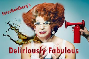 the hilarious Ester Goldberg