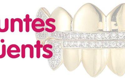 """¿Es peligrosa la moda de decorar los dientes con """"Grillzs""""?"""