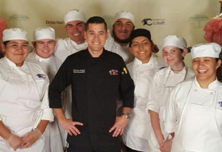 culinary arts program at EHS