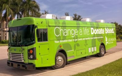 Join Us for the Lee Health Coconut Point Blood Drive