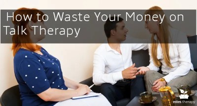 waste money therapy