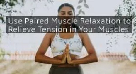 pmr progressive muscle relaxation calm down destress distress
