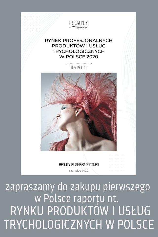 Rynek profesjonalnych produktów i usług trychologicznych w Polsce 2020