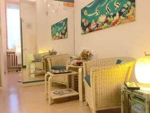 centro estetico sala attesa