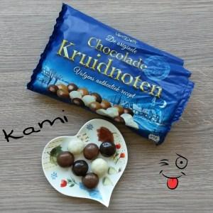 chocolade kruidenoten