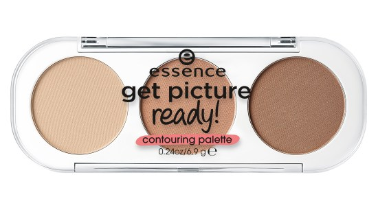 essence get picture ready! contouring palette 10