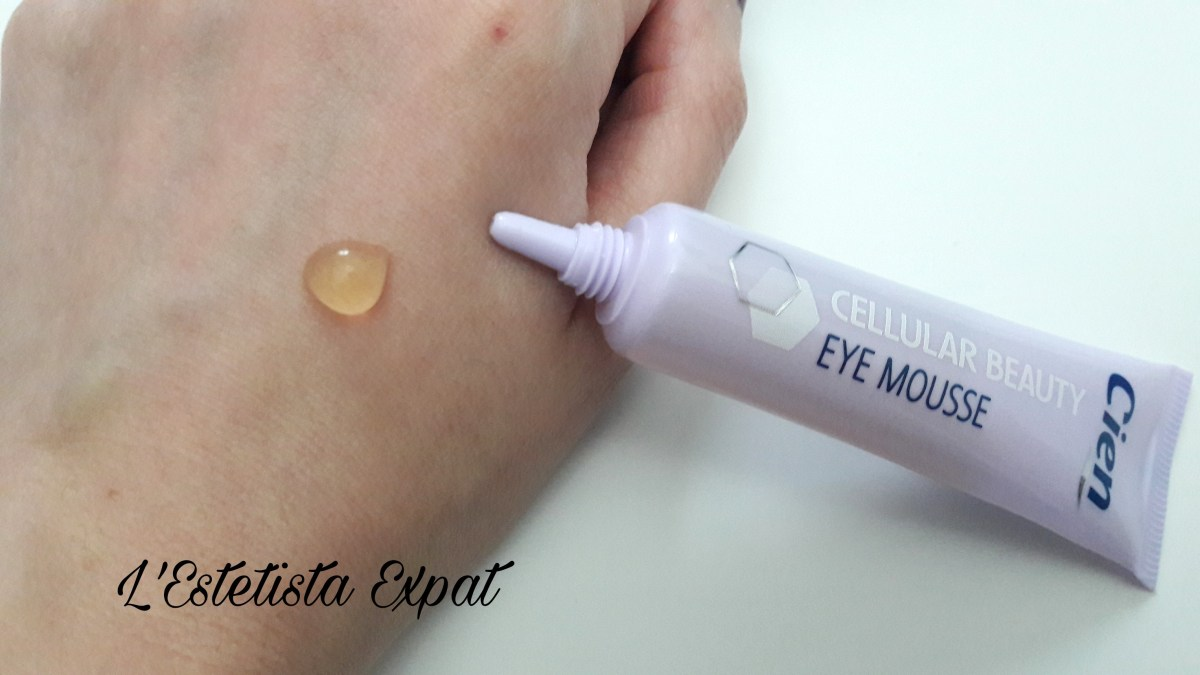 Cien Cellular Beauty Eye Mousse