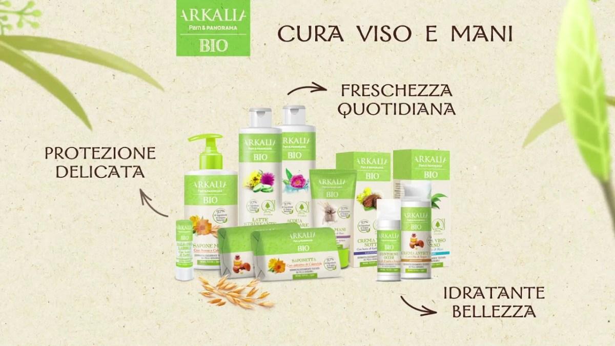 Cosmetici BIO low cost ARKALIA ~ Pam e Panorama