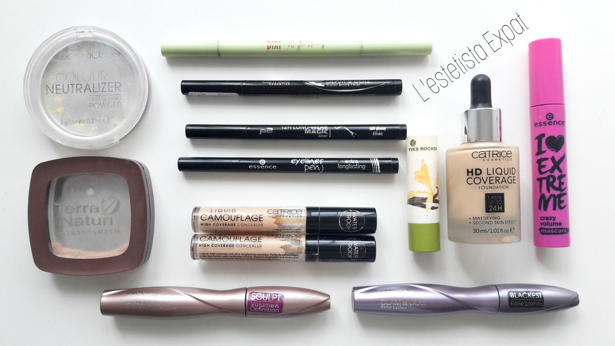 Top & Flop MAKE UP ~ Prodotti terminati
