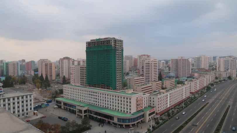 centre of north korea dprk centro min 1 scaled - Vídeo: Afinal, Coréia do Norte tem ou não casos de Coronavírus? #Estevam Responde