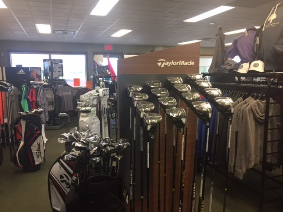 Golf Shop   306 634 2017   TS M Woodlawn Golf Club The TS M Woodlawn Golf Shop is lead by our General Manager and PGA of  Canada Head Professional Amanada Minchin  Amanda brings a wealth of  knowledge and