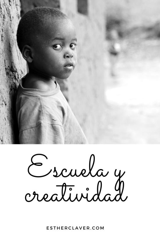Escuela y Creatividad