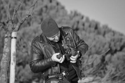 Le photographe (Pentax)