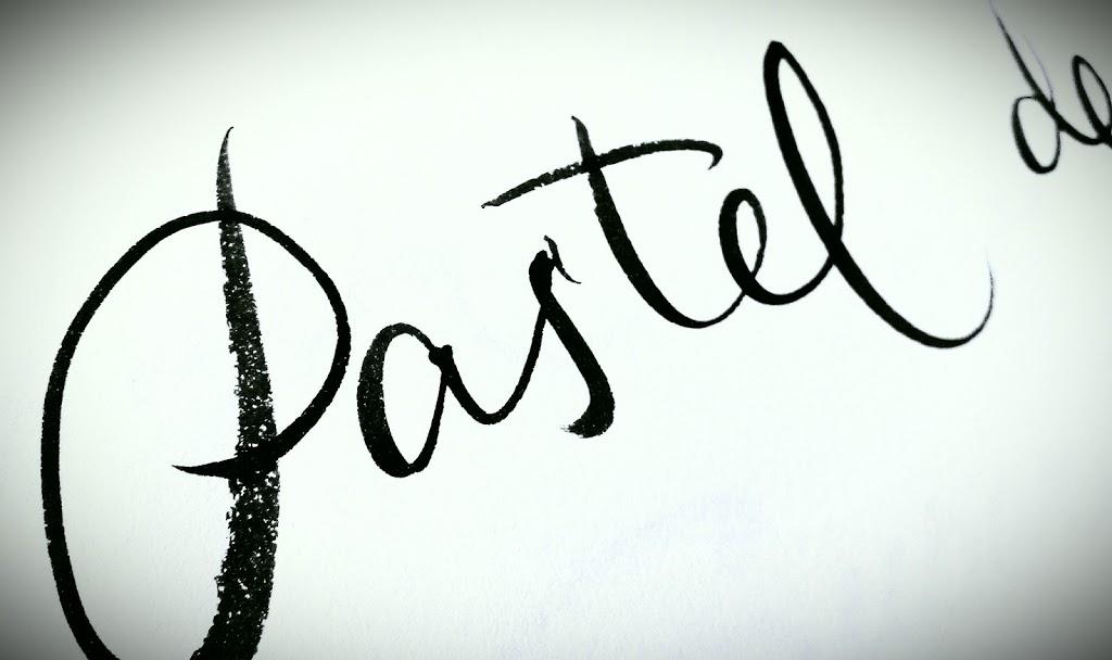 Pastel brush