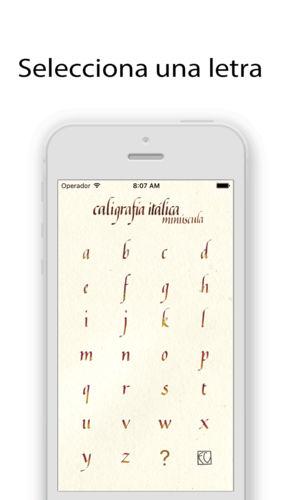 Funcionamiento Scriptoirum app 01