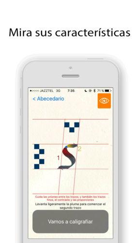 Funcionamiento Scriptoirum app 02
