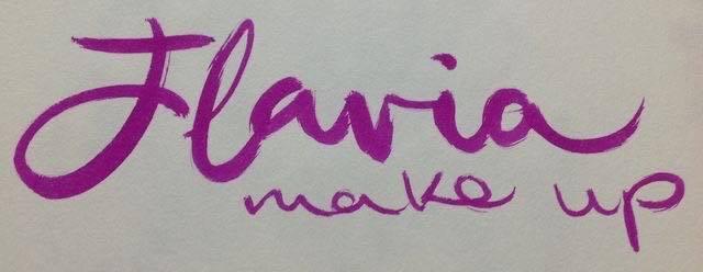 Flavia caligrafiado