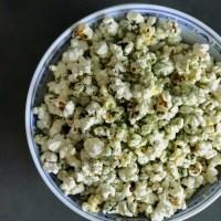 Supersnack - Spirulina Popcorn