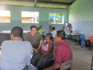 Vision Clinic in Guatemala