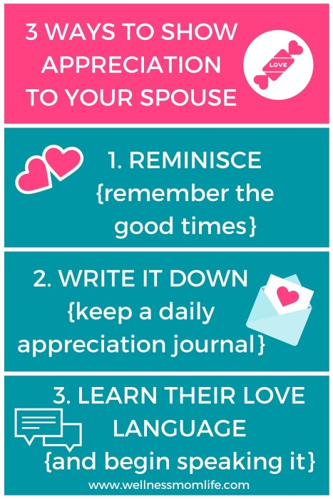 show appreciation transform your marriage