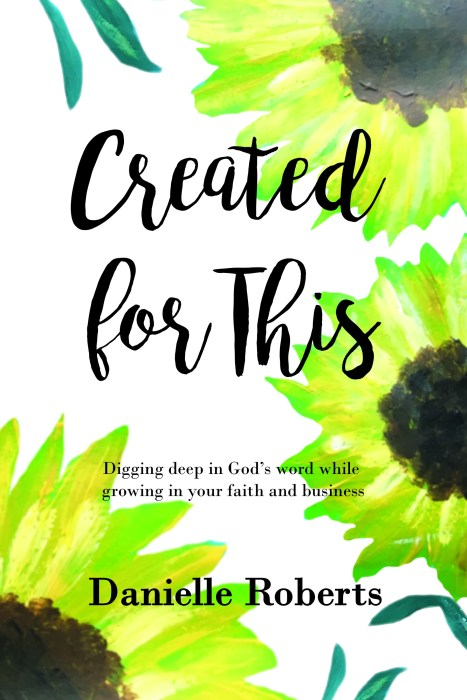 Taking time for Rest as a Mom | Guest post by Danielle Roberts, author of Created for This