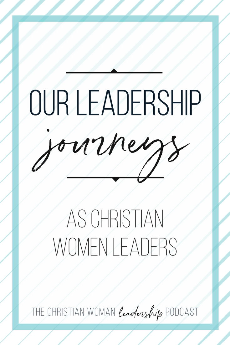 In this episode, you'll hear my co-host Holly & I share why we are starting this podcast, and we also share our leadership journeys. Want to listen? Just search for us in iTunes or your favorite podcast player, or you can head right here to take a listen or read the show notes