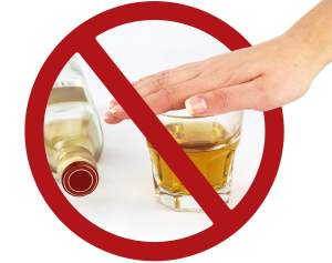 The Problem of Legalism in Christianity - image of prohibiting alcohol