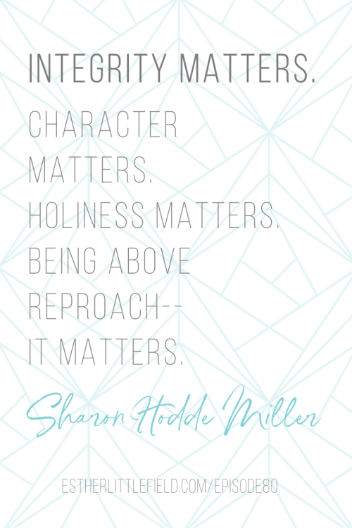 How to Avoid the Trap of Niceness and Speak Boldly with Sharon Hodde Miller