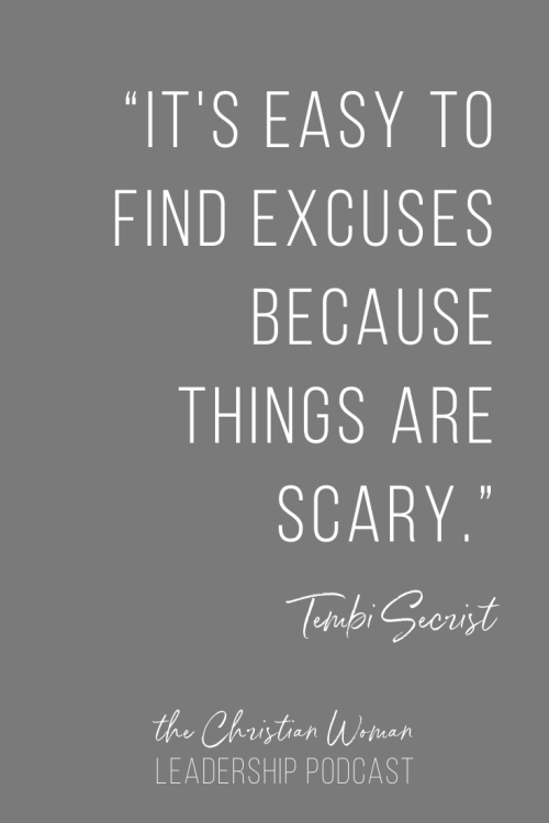 Multiply Your Impact and Face Your Fear with Tembi Secrist
