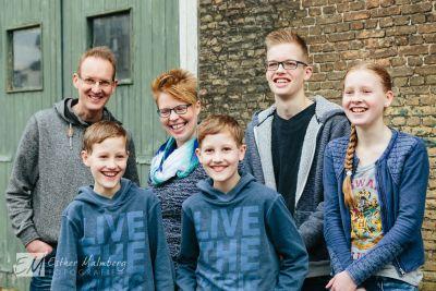 Esther Malmberg Fotografie Familiereportage Gouda