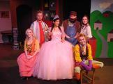 """Rumpelstiltskin"" at The West Valley Playhouse Children's Theatre in Canoga Park, CA. Spring, 2014"