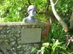 Virginia Woolf's gravesite, Monk's House.