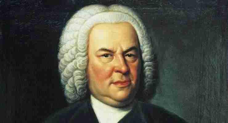 Johann Sebastian Bach Elias Gottlob Haussmann 1746