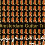 cd's Esther Steenbergen: mozart - amsterdam guitar trio