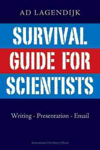 survival-guide-for-scientists ad lagendijk