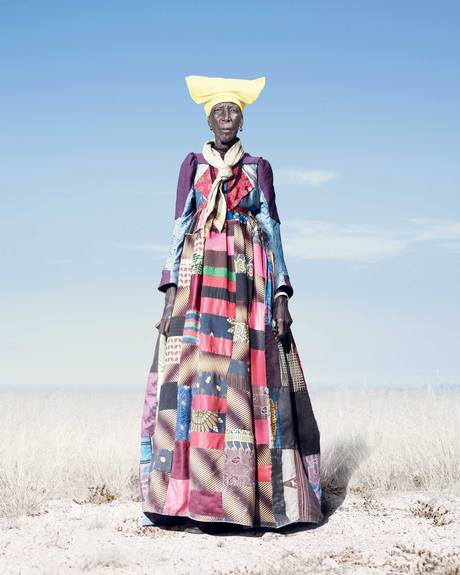 Conflict and Costume: the Herero Tribe of Namibia' by Jim Naughten