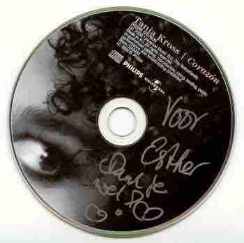 cd's Esther Steenbergen