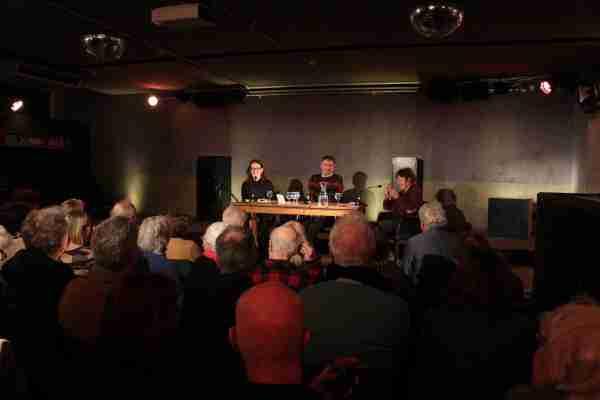 muzikale kring Maarten Koningsberger Clairy Polak