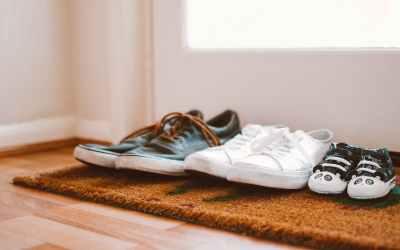 3 tips om je schoenen op te ruimen